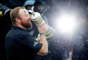 Shane Lowry wins British Open