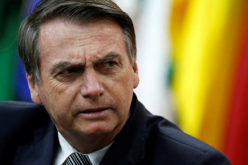 Bolsonaro calls for tighter control of Brazil deforestation data