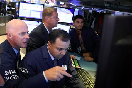 Stocks rise on trade hopes, sterling slips on Brexit jitters