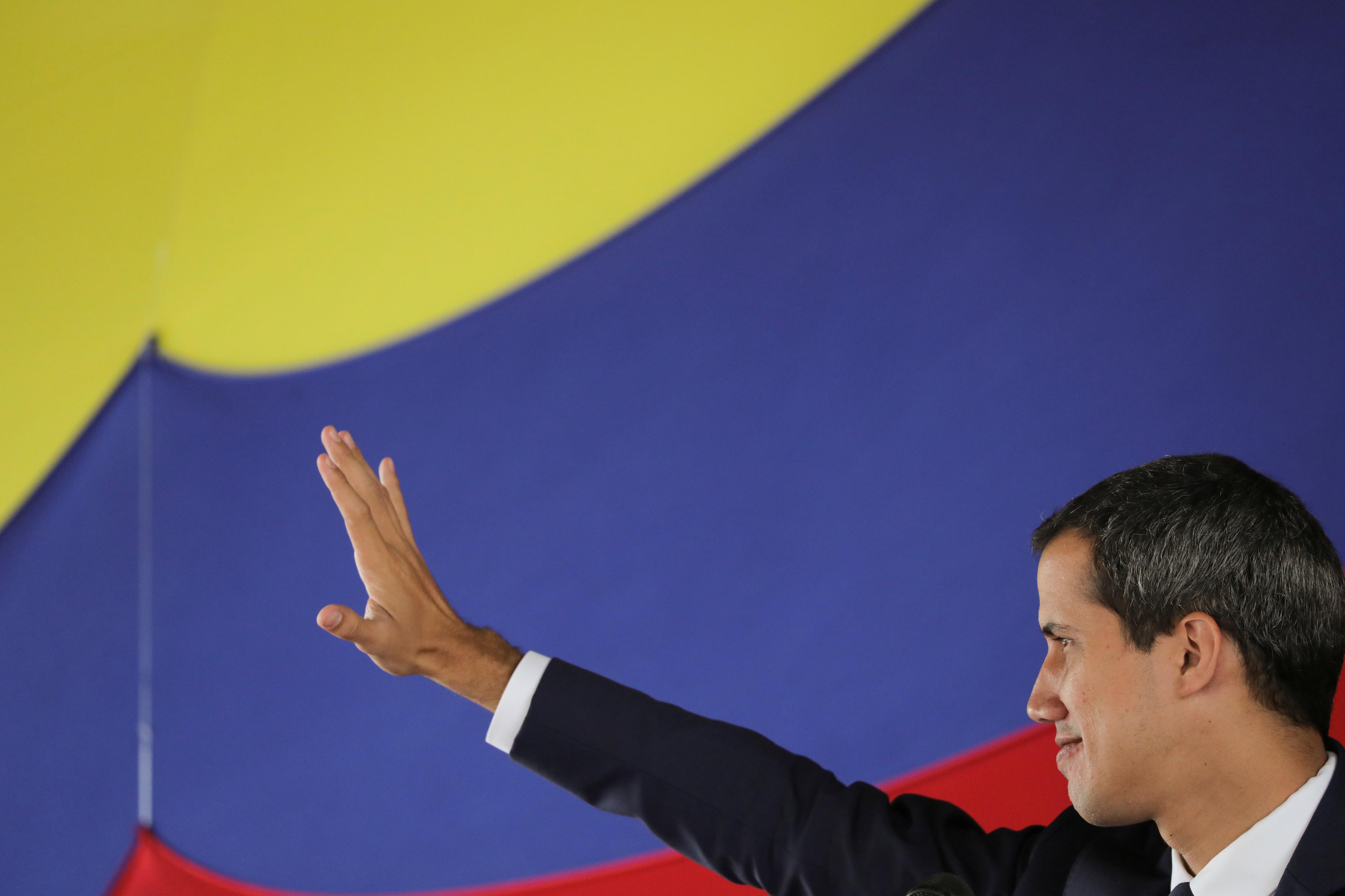 Venezuela rejoins regional defence treaty but Guaido warns it's no 'magic' solution