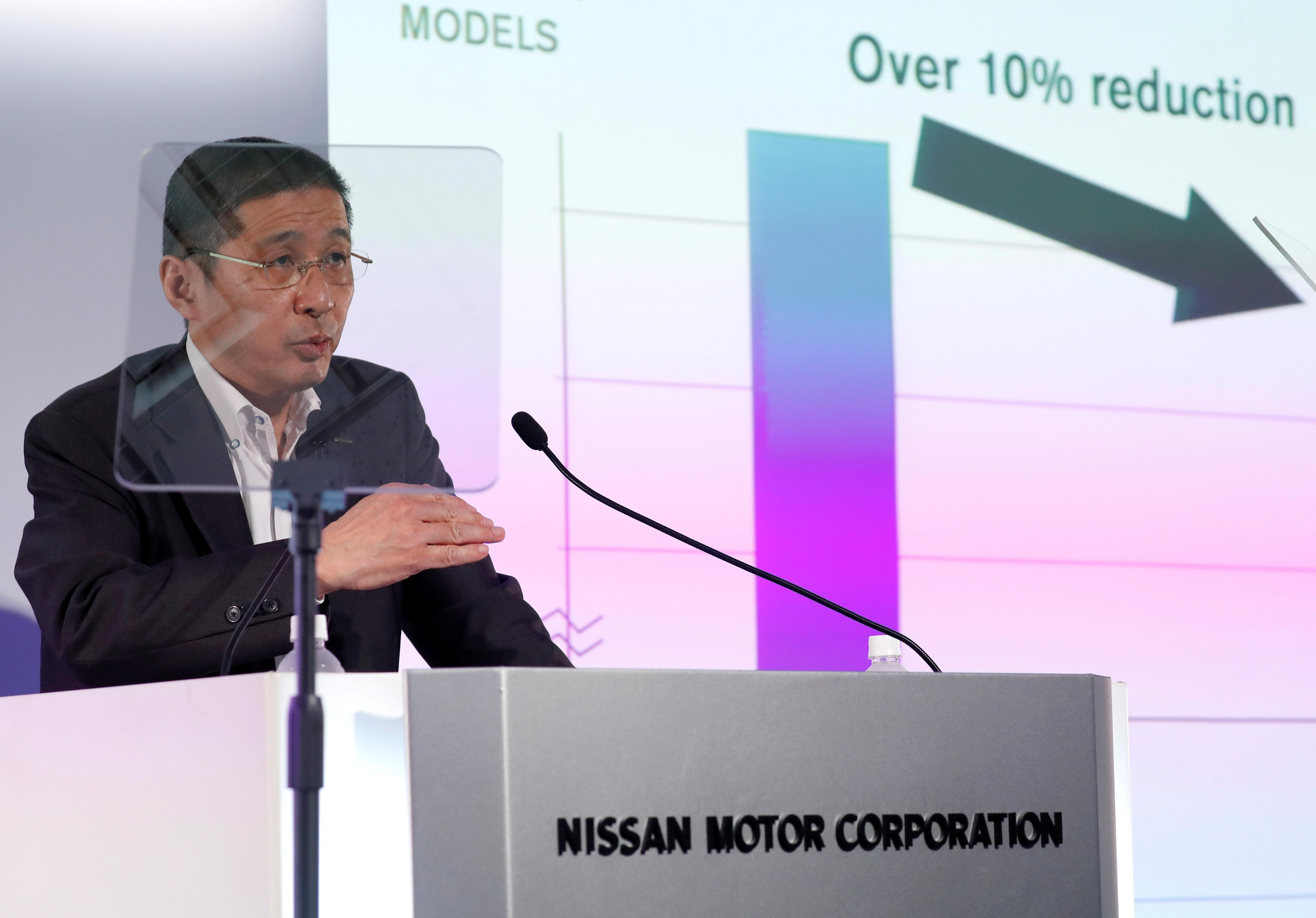 Nissan to cut 12,500 jobs as crisis deepens after profit wipe out