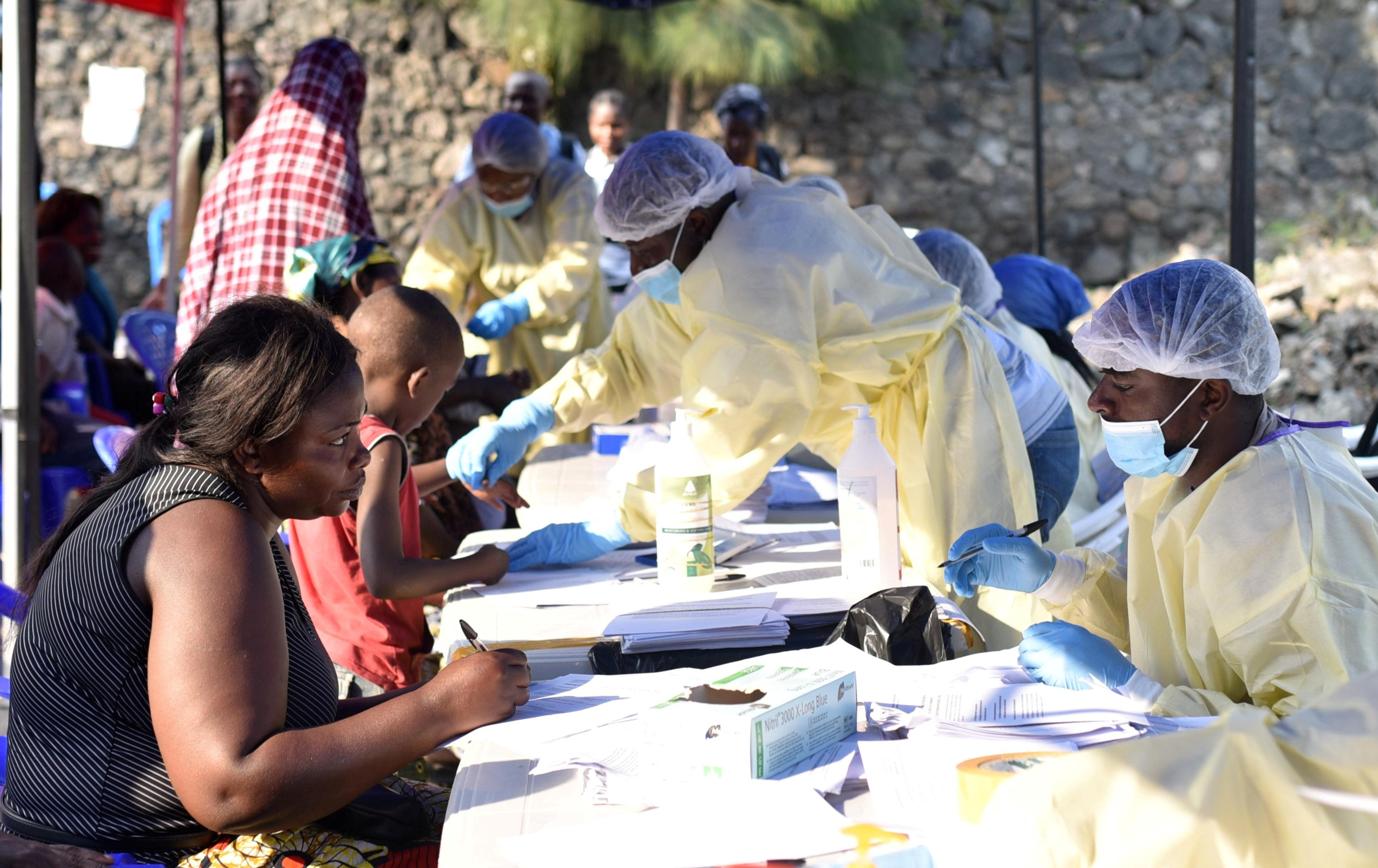 Deployment of second Ebola vaccine would not be quick fix