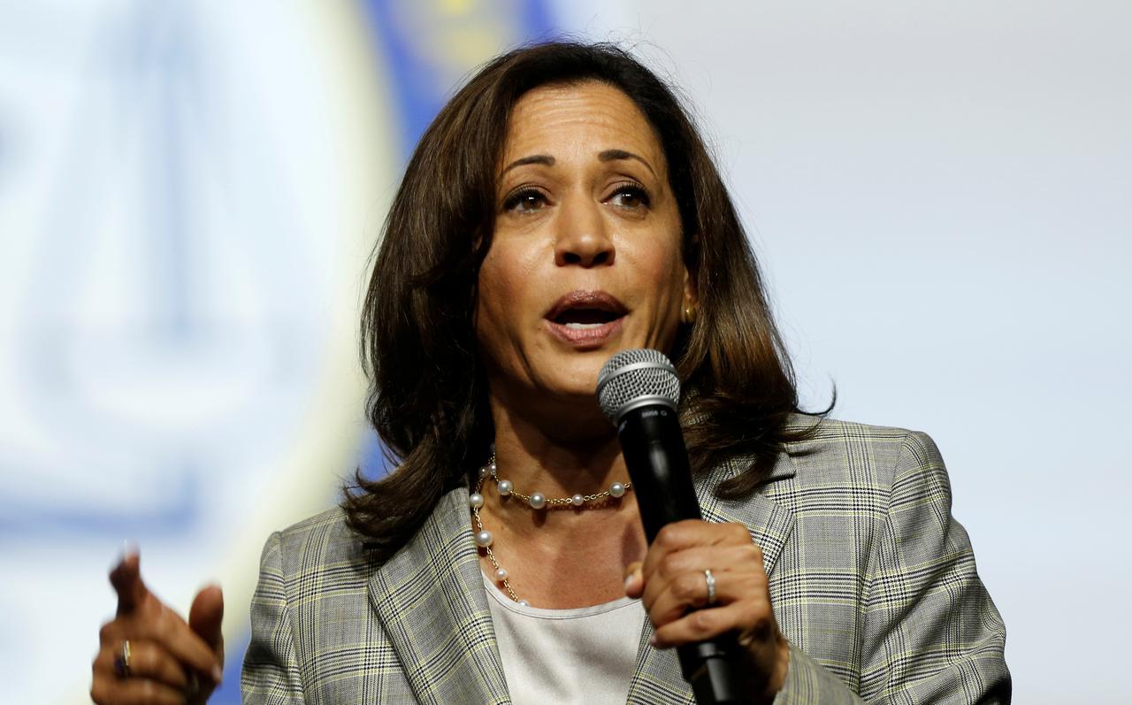 Image result for U.S. presidential hopeful Harris would spend $60 billion on historically black colleges