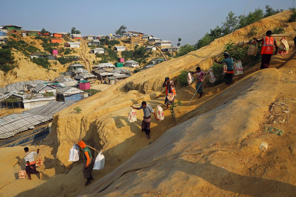 Rohingya tell Myanmar they refuse to return without recognition