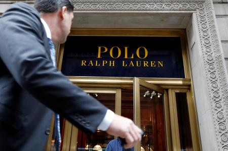 Ralph Lauren hints at weakness in North America business, shares fall