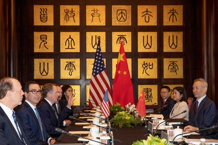 U.S. negotiators need to show 'sincerity' in Shanghai talks: China state media