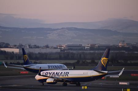 Ryanair tells staff it has 500 pilots more than it needs