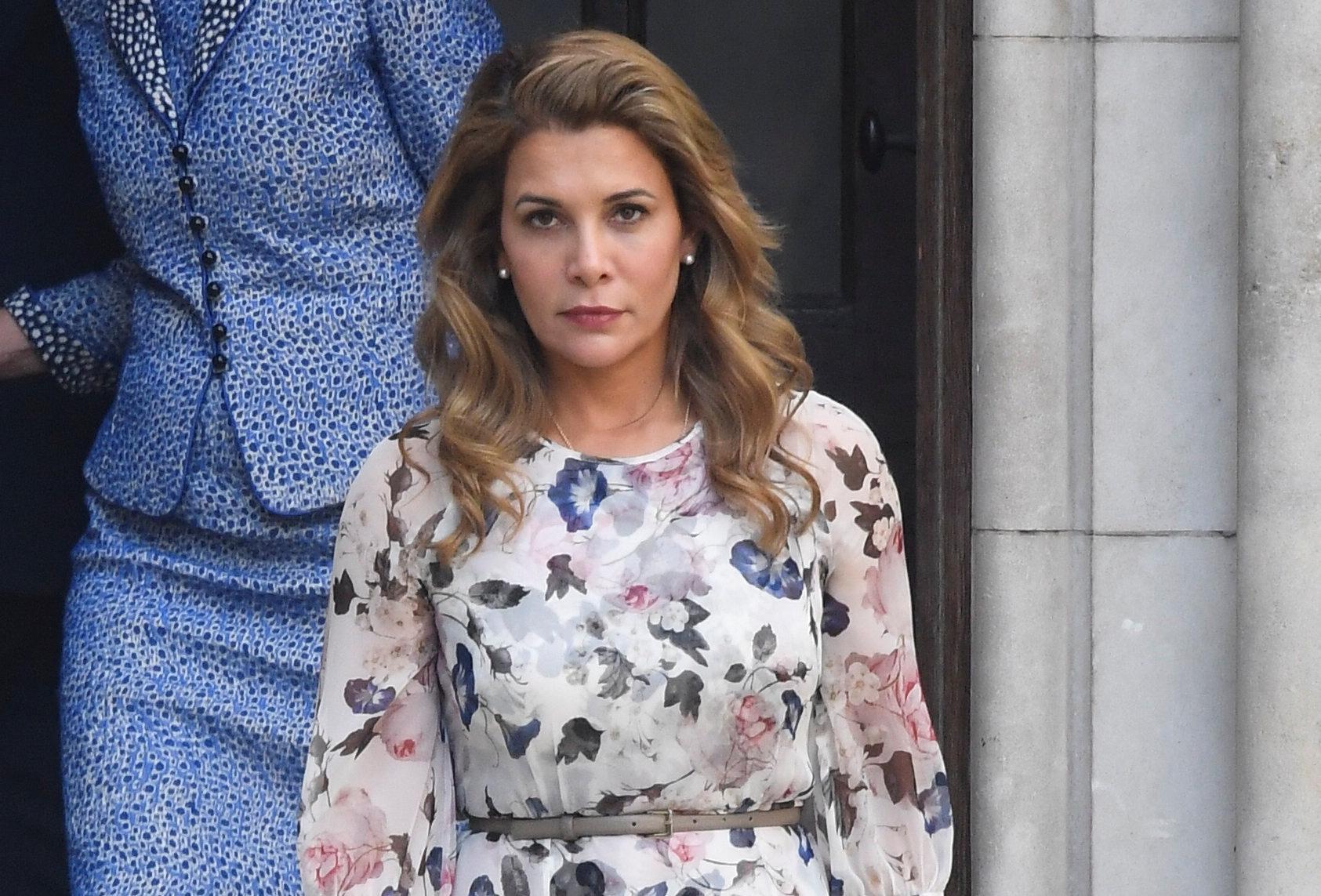 UK court sets November hearing for case of Dubai ruler and princess