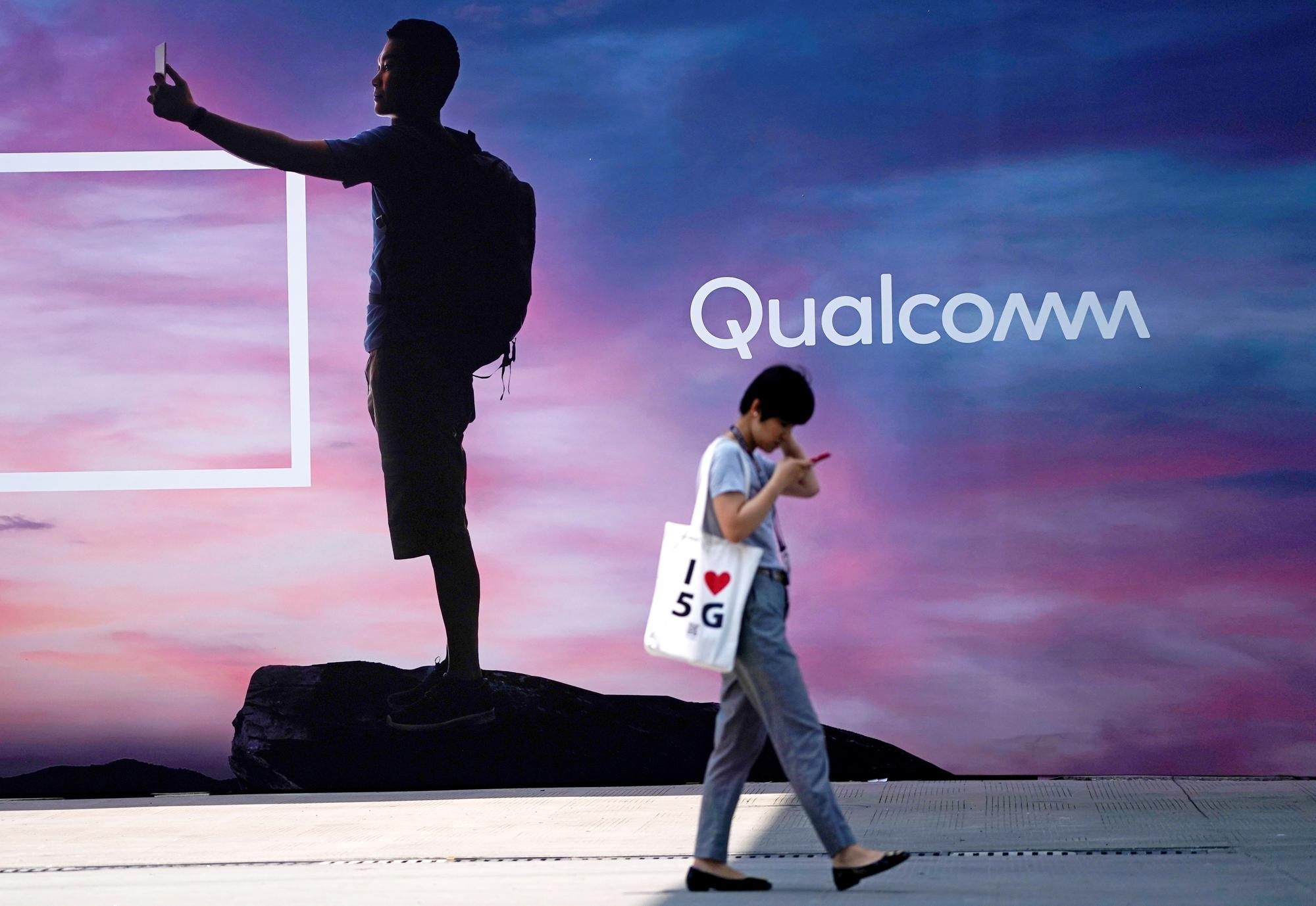 Qualcomm's outlook weighed down by Huawei's smartphone gains in China