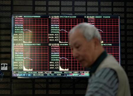 Asian shares falter, dollar jumps as Powell dampens hopes for more rate cuts