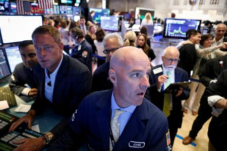 Wall St. set to open flat as focus shifts to mixed earnings