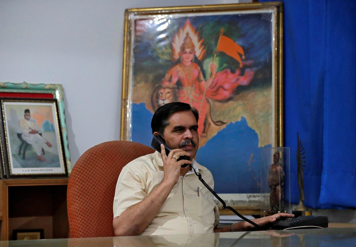 Hindu nationalist group says India unlikely to accept China-led trade deal