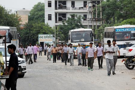 Exclusive - India's biggest carmaker Maruti Suzuki cuts temporary jobs as sales plunge