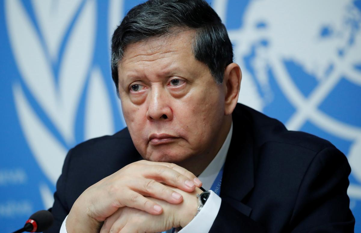 U.N. urges sanctions on Myanmar army businesses, says foreign partners could be complicit