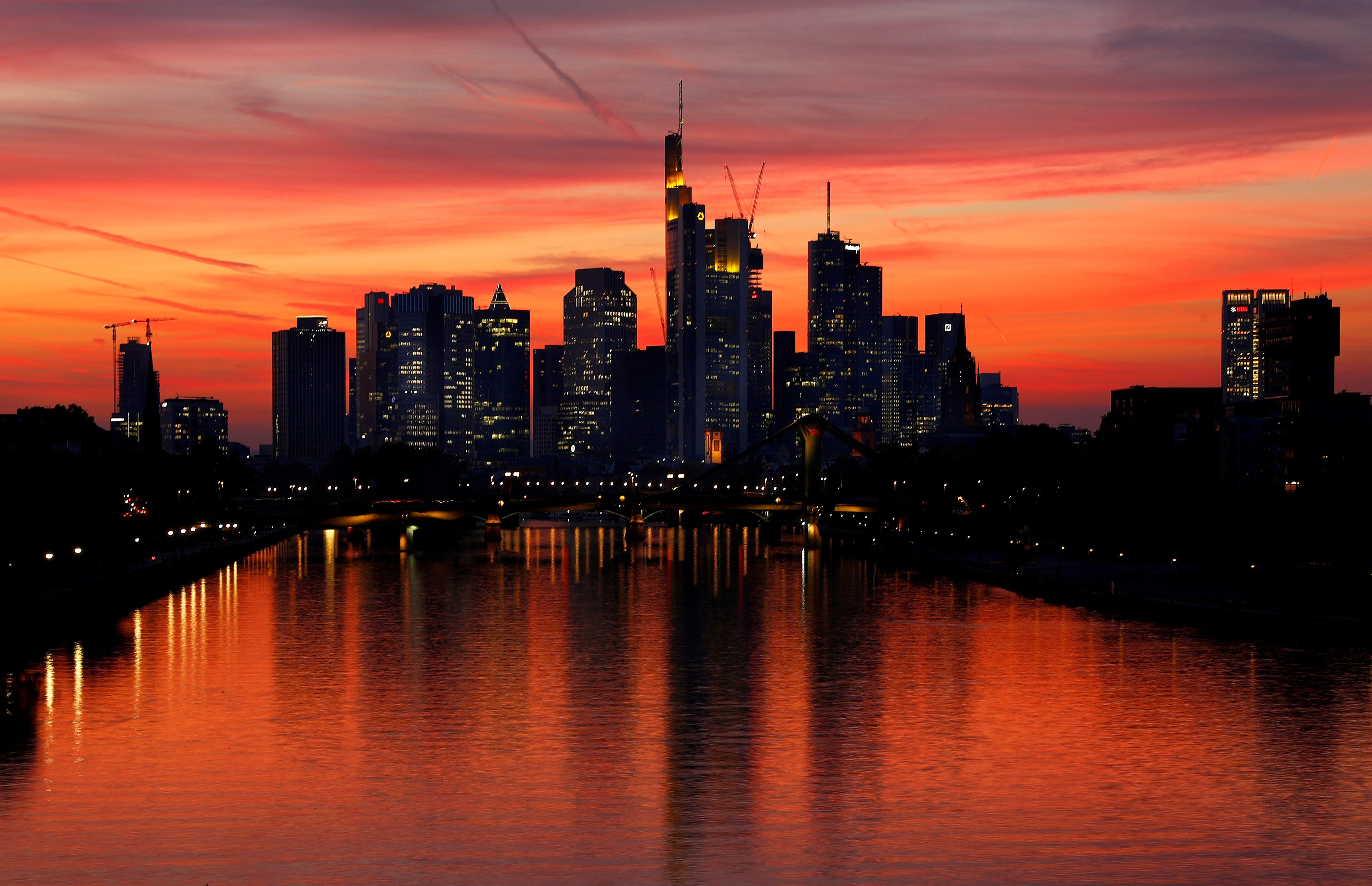 German private sector activity at weakest in more than six years - PMI