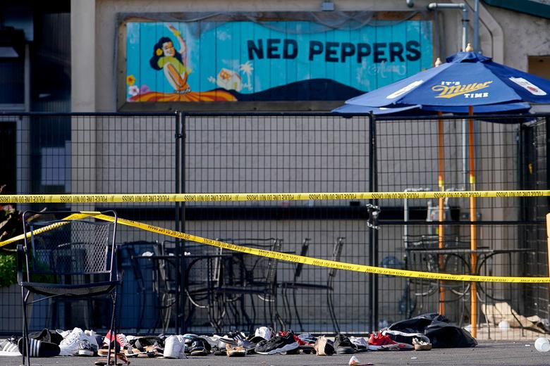 Mass shootings in the U S : From Columbine to Dayton
