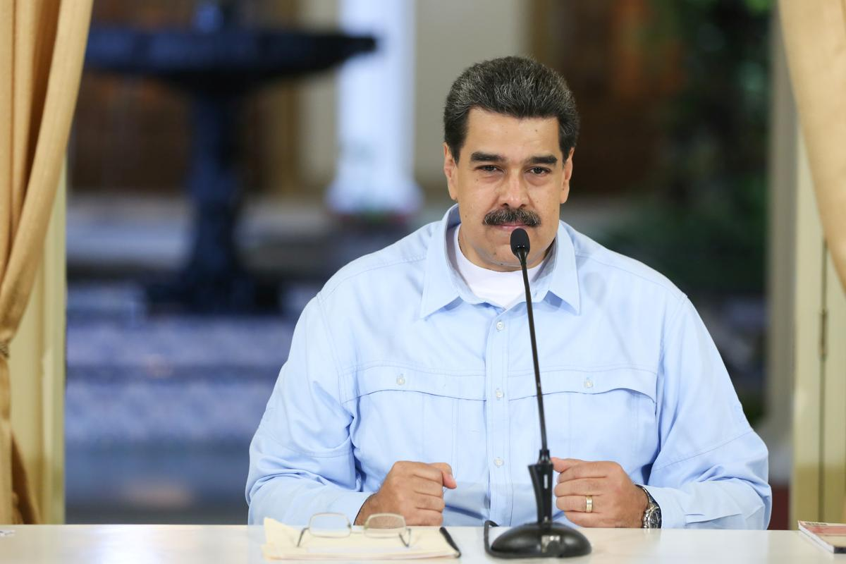 U.S. ready to target other countries for supporting Venezuela's Maduro