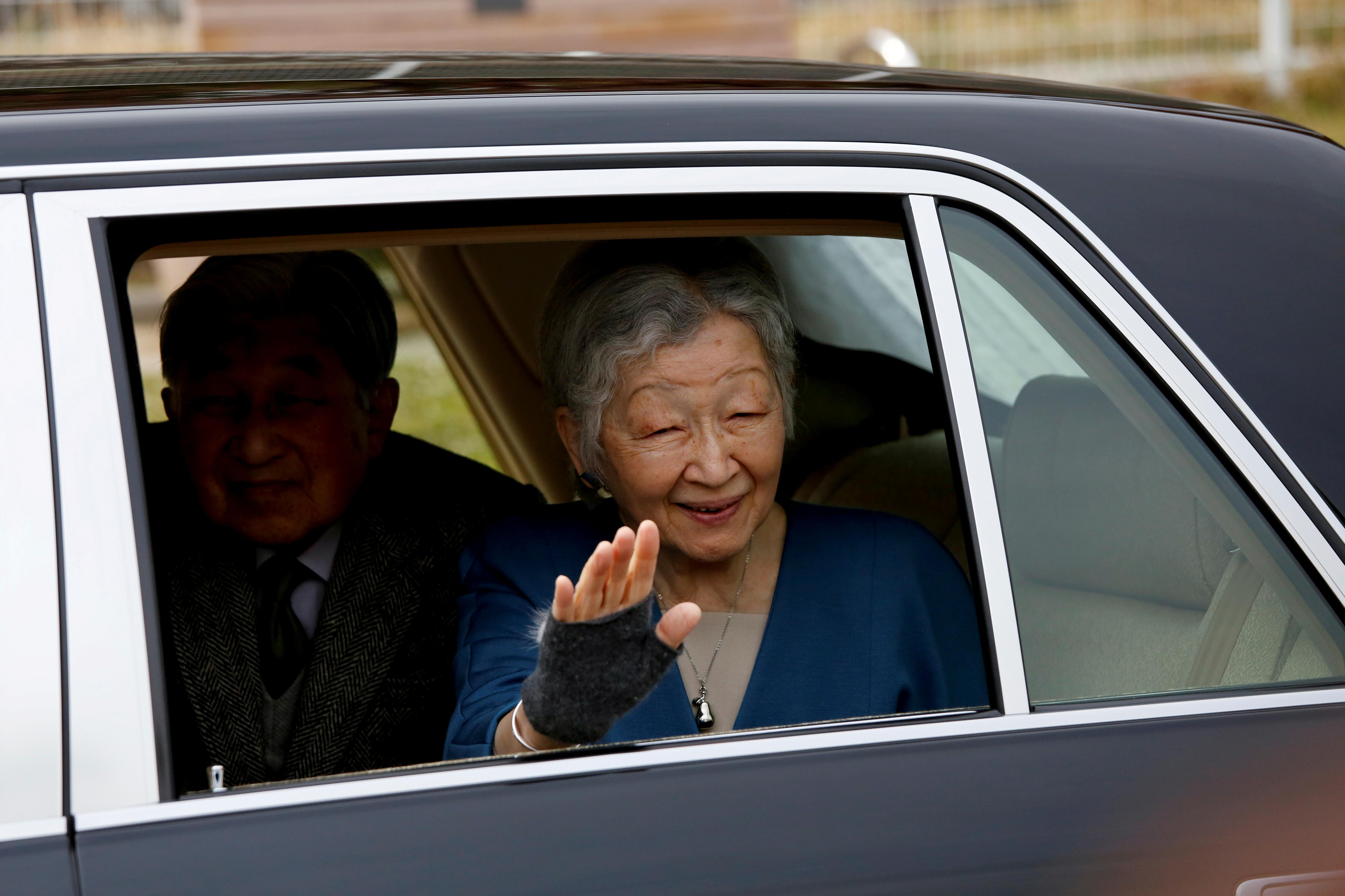 Japan's Empress Emeritus Michiko faces surgery for breast cancer