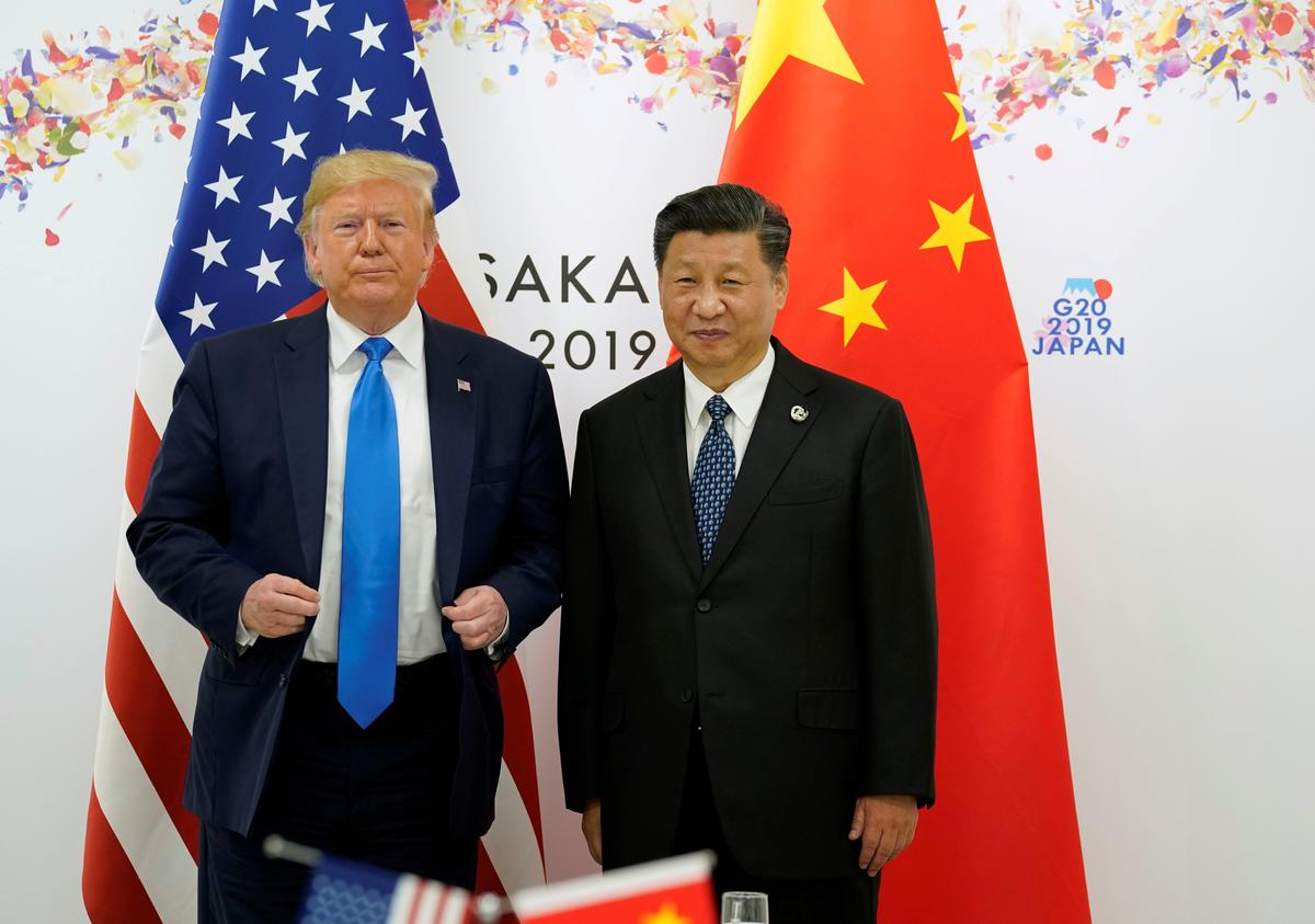 Timeline: Key dates in the U.S.-China trade war