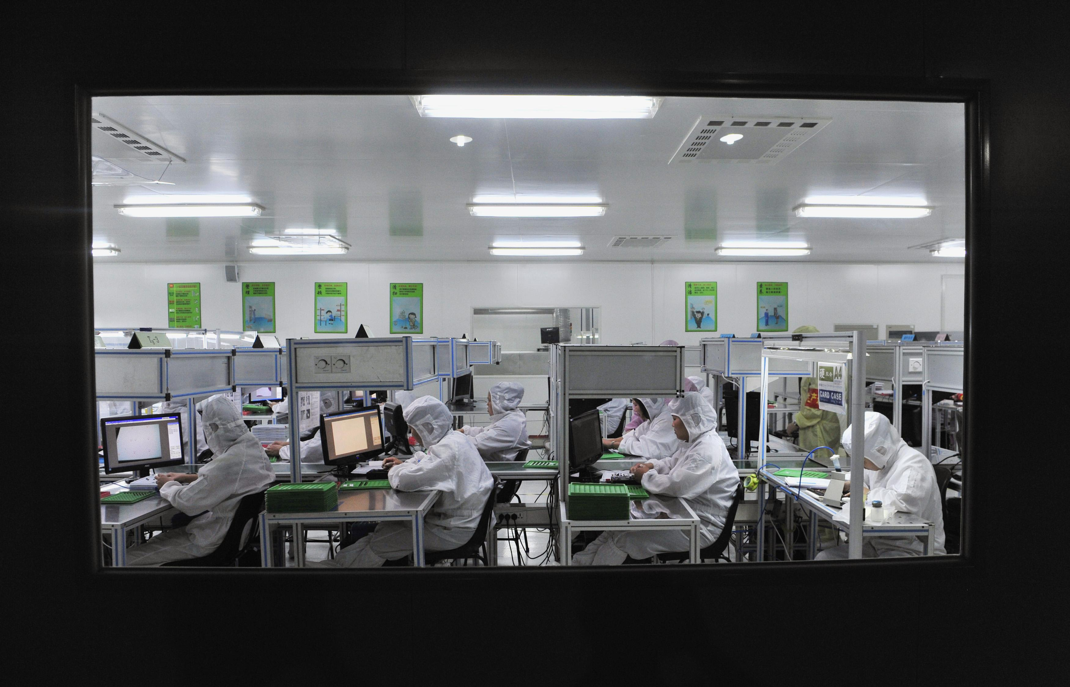 China to push to attract more high-tech manufacturers