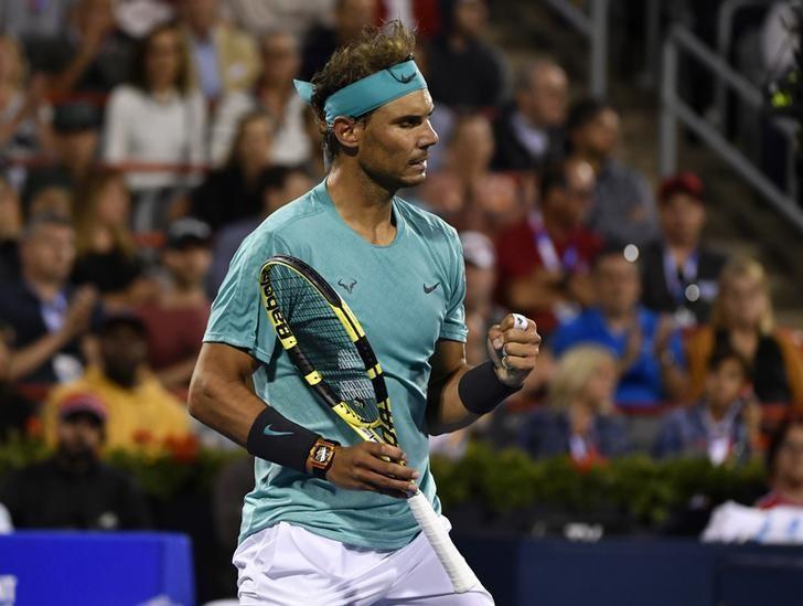 Medvedev stuns Thiem, Nadal survives scare in Montreal