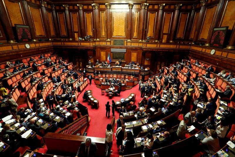 Calendario Bonus Renzi 2020.Governo Aula Senato Vota Calendario Domani Comunicazioni