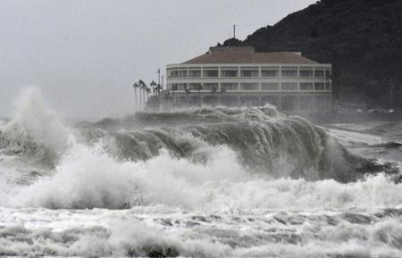 Japan braces for tropical storm Krosa in peak holiday season