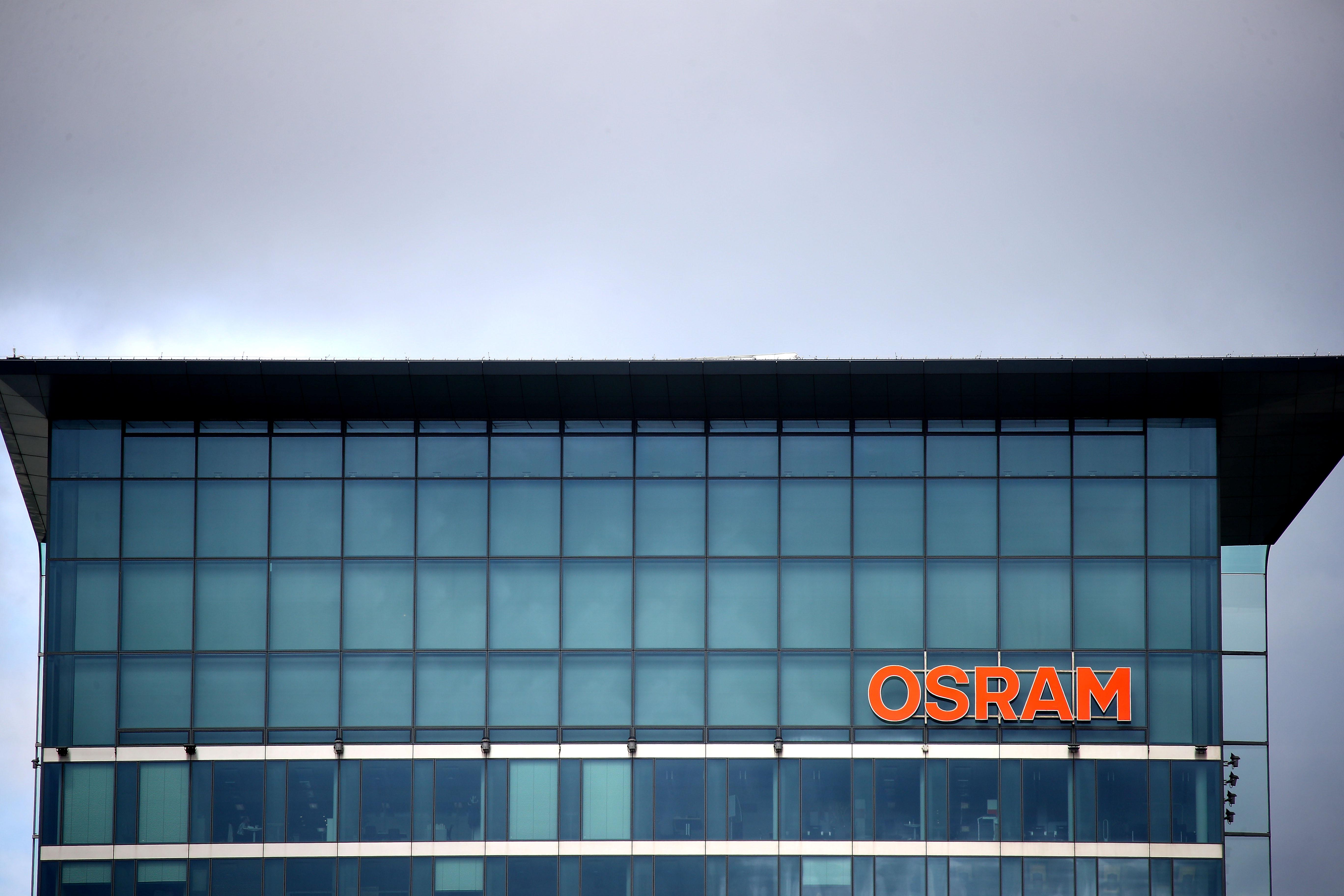 Austria's AMS says looking forward to discussions with Osram