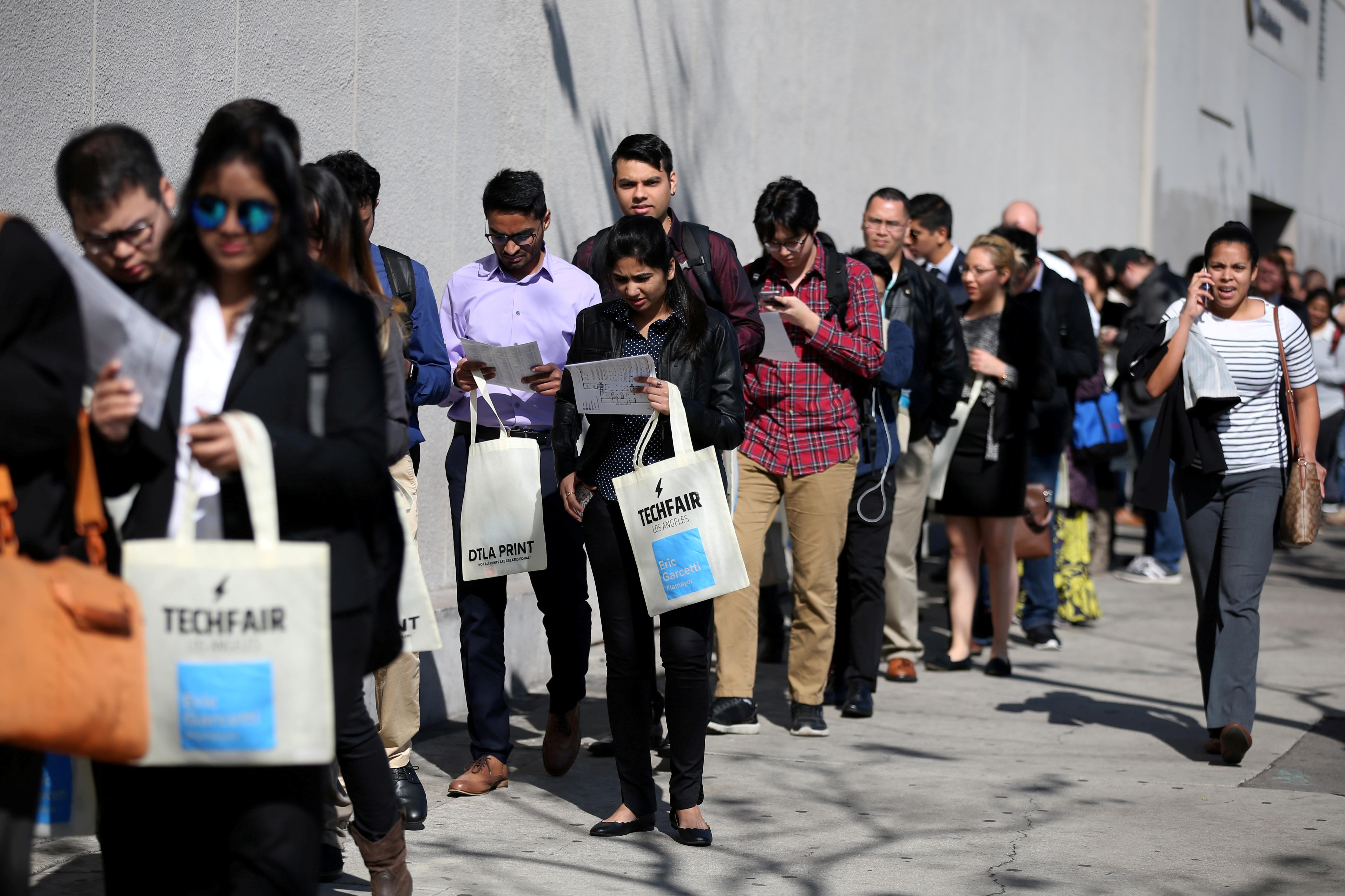 U.S. weekly jobless claims rise more than expected