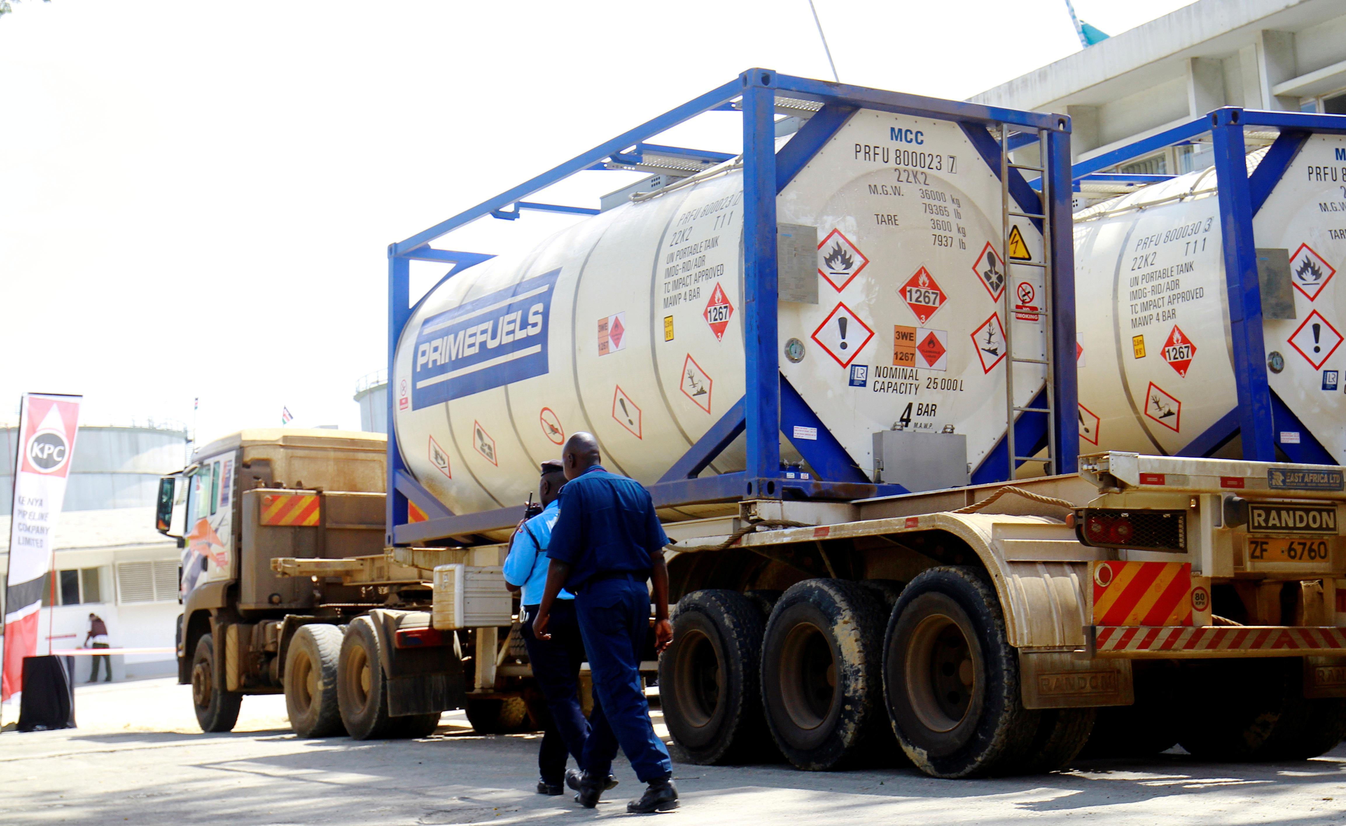 Kenya set for first crude oil exports after striking ChemChina deal