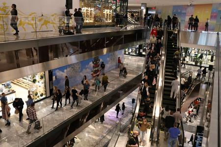 Surge in U.S. retail sales underscores economy's resilience
