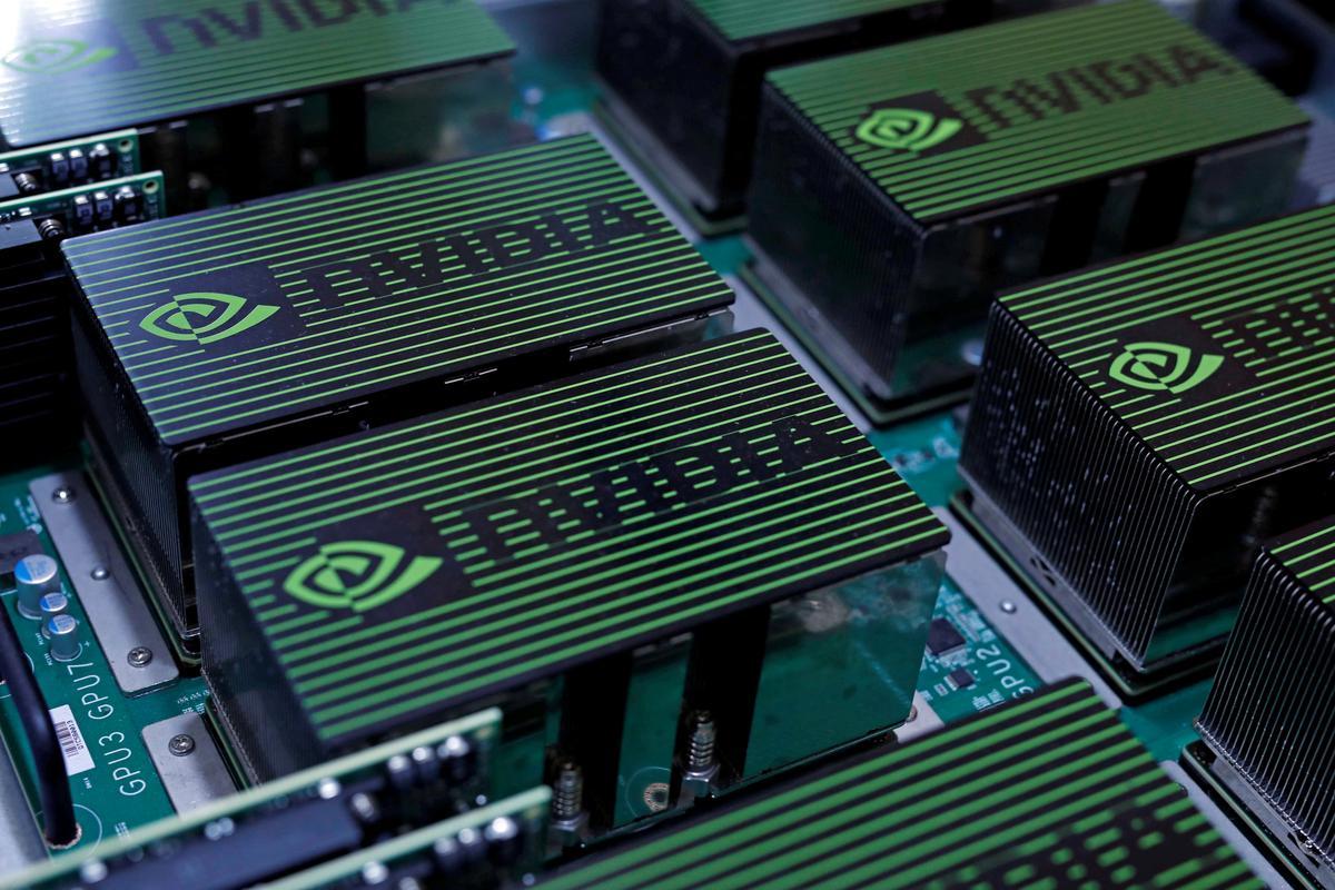 Nvidia-omset oortref die sterkste verwagtinge in videospeletjies, outo-eenhede