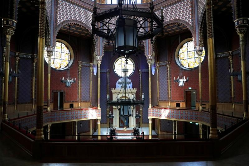 Image result for Historic Budapest synagogue to reopen amid Jewish cultural revival