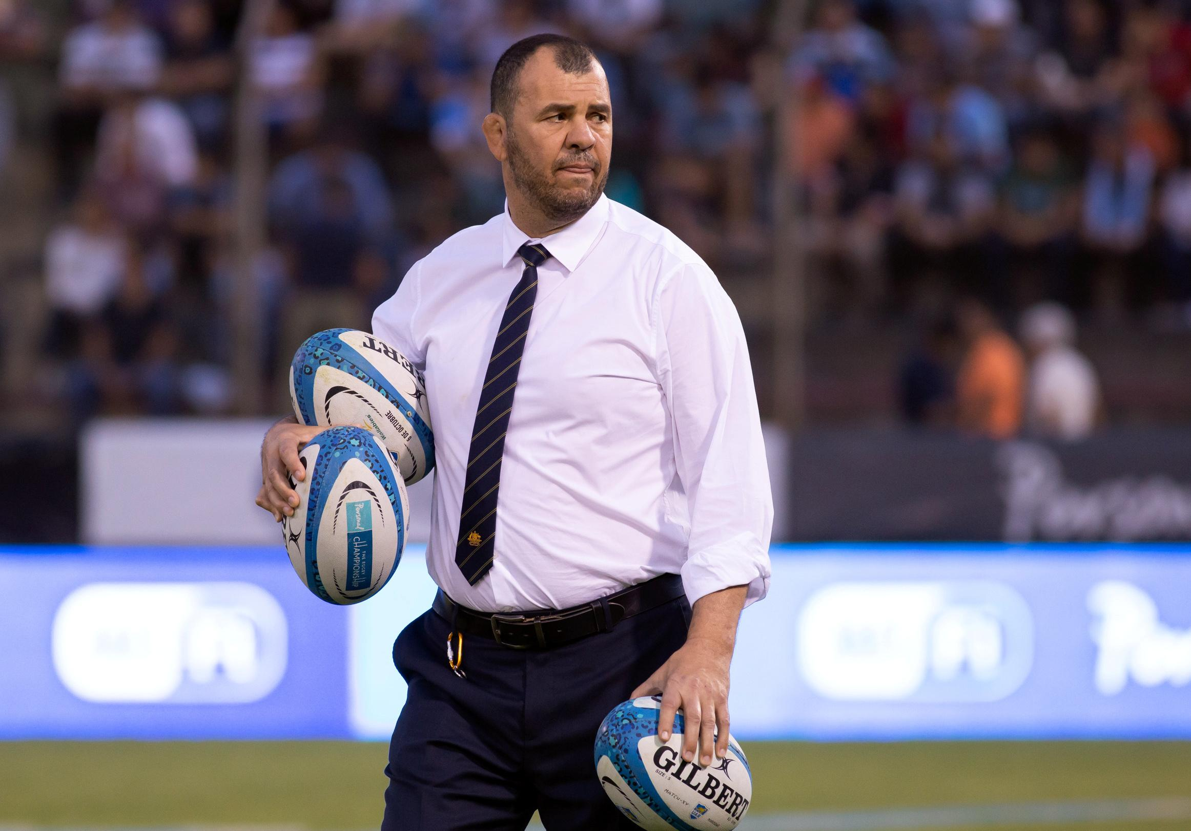 Cheika upbeat for World Cup despite heavy defeat to All Blacks