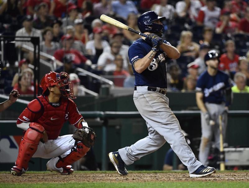 Bilan de la MLB: Les brasseurs ont battu Nats en 14 manches