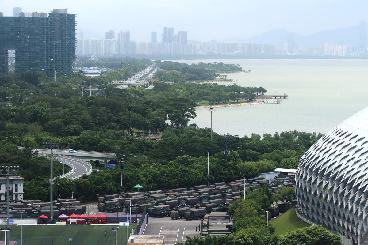 China se Staatsraad doen 'n beroep op Shenzhen-integrasie met Hong Kong, Macau