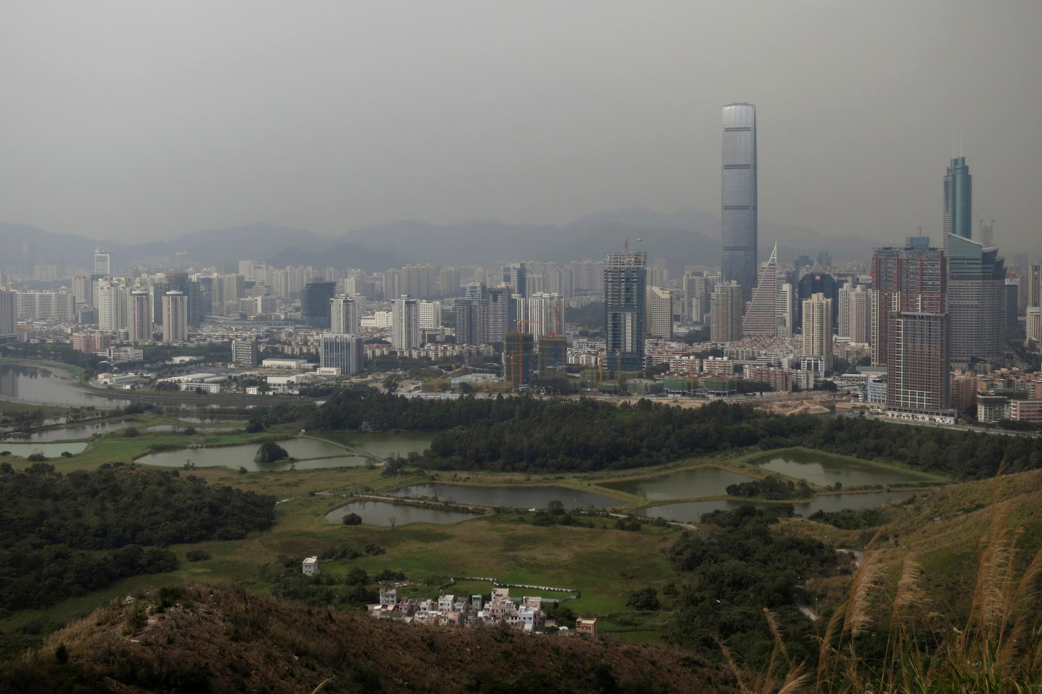 China's State Council calls for Shenzhen integration with Hong Kong, Macau