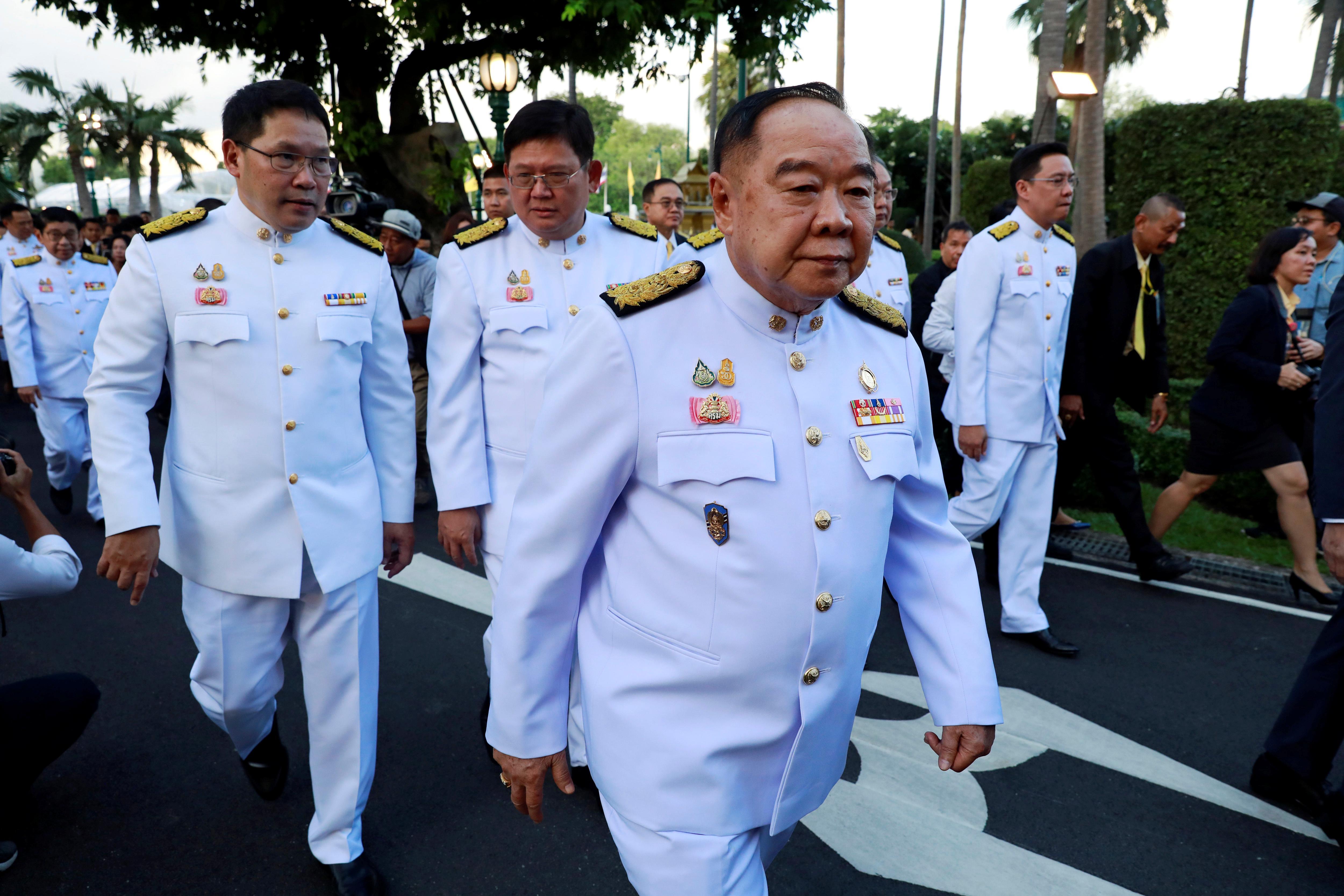 Thai official dismisses Muslim insurgent demand on detainees