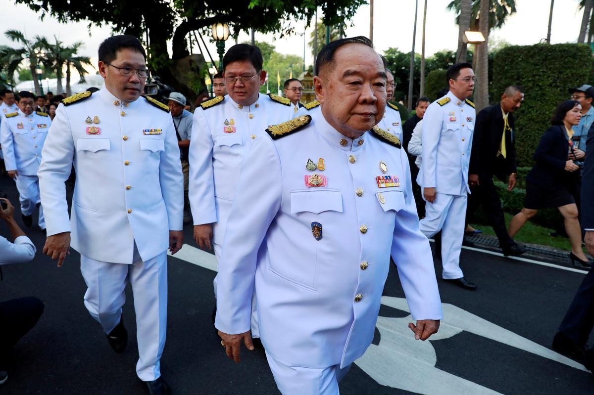 Thaise amptenaar verwerp Moslem-oproeriges se eis op aangehoudenes