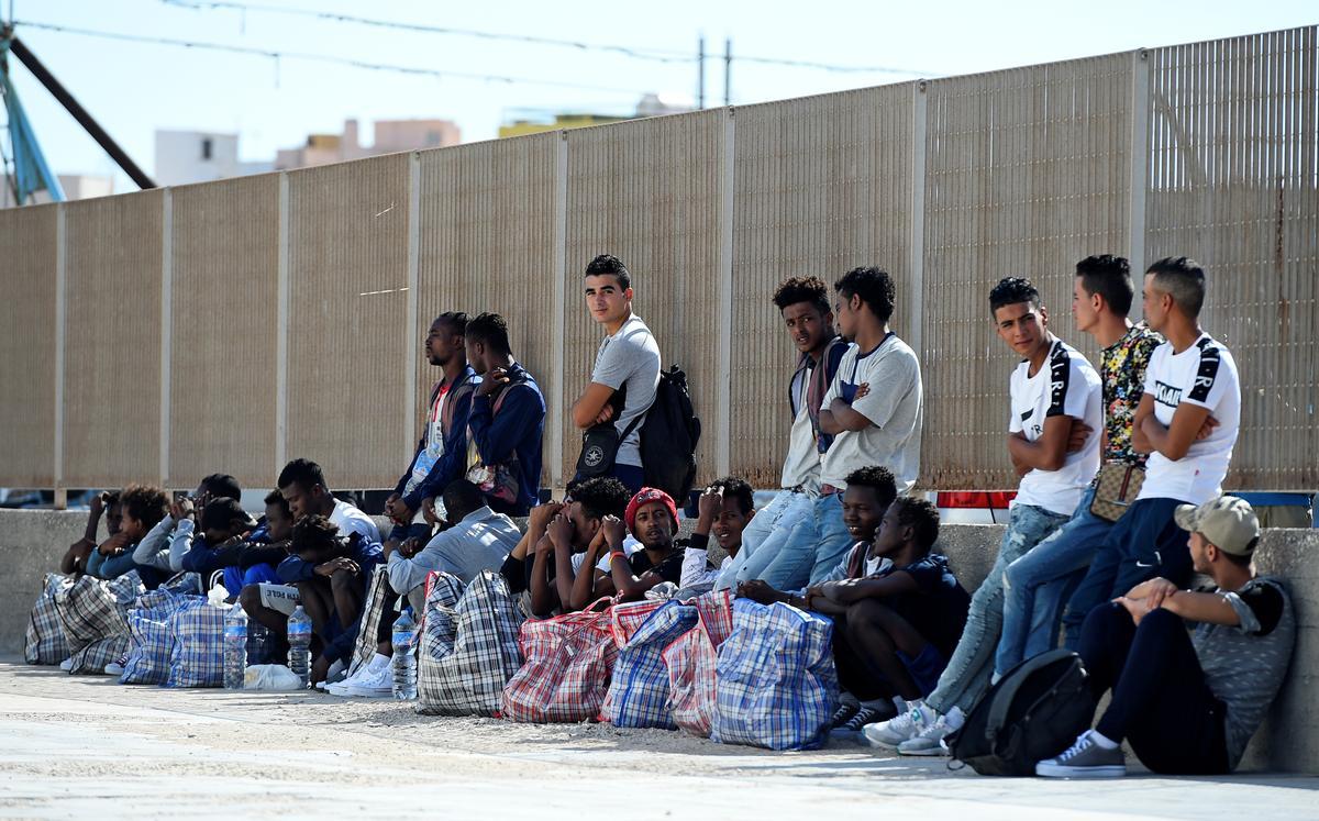 Spanje en Italië gaan migrante uit op Mallorca: Open Arms