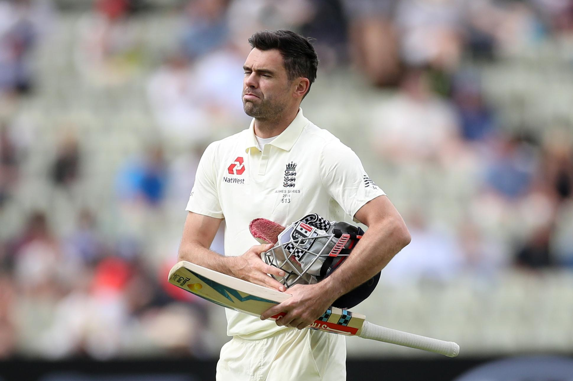 Anderson left out as England name unchanged squad for third test