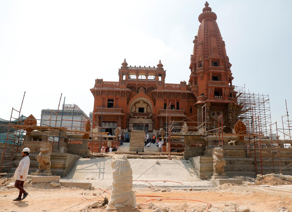 Egypt to reopen historic Baron Empain Palace after $6 million...
