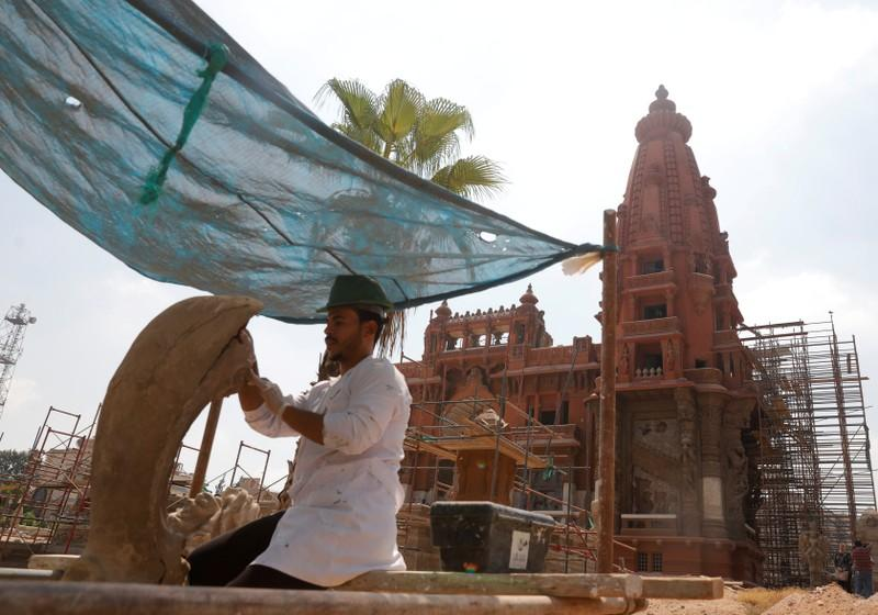 Egypt to reopen historic Baron Empain Palace after $6 mln restoration