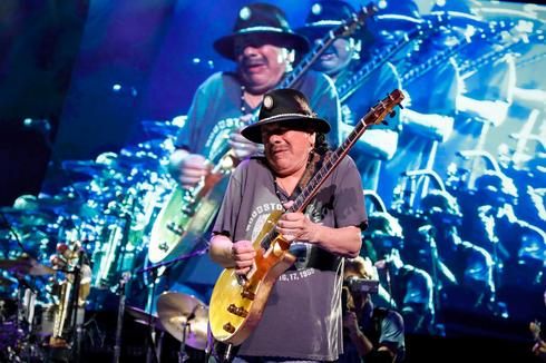 Woodstock site hosts concerts on 50th anniversary