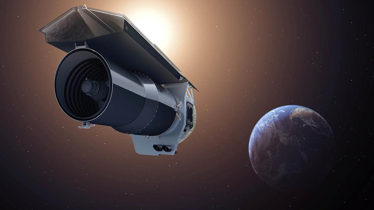 Ruimteteleskoop bied 'n seldsame blik op die aarde-grootte rotsagtige eksoplanet
