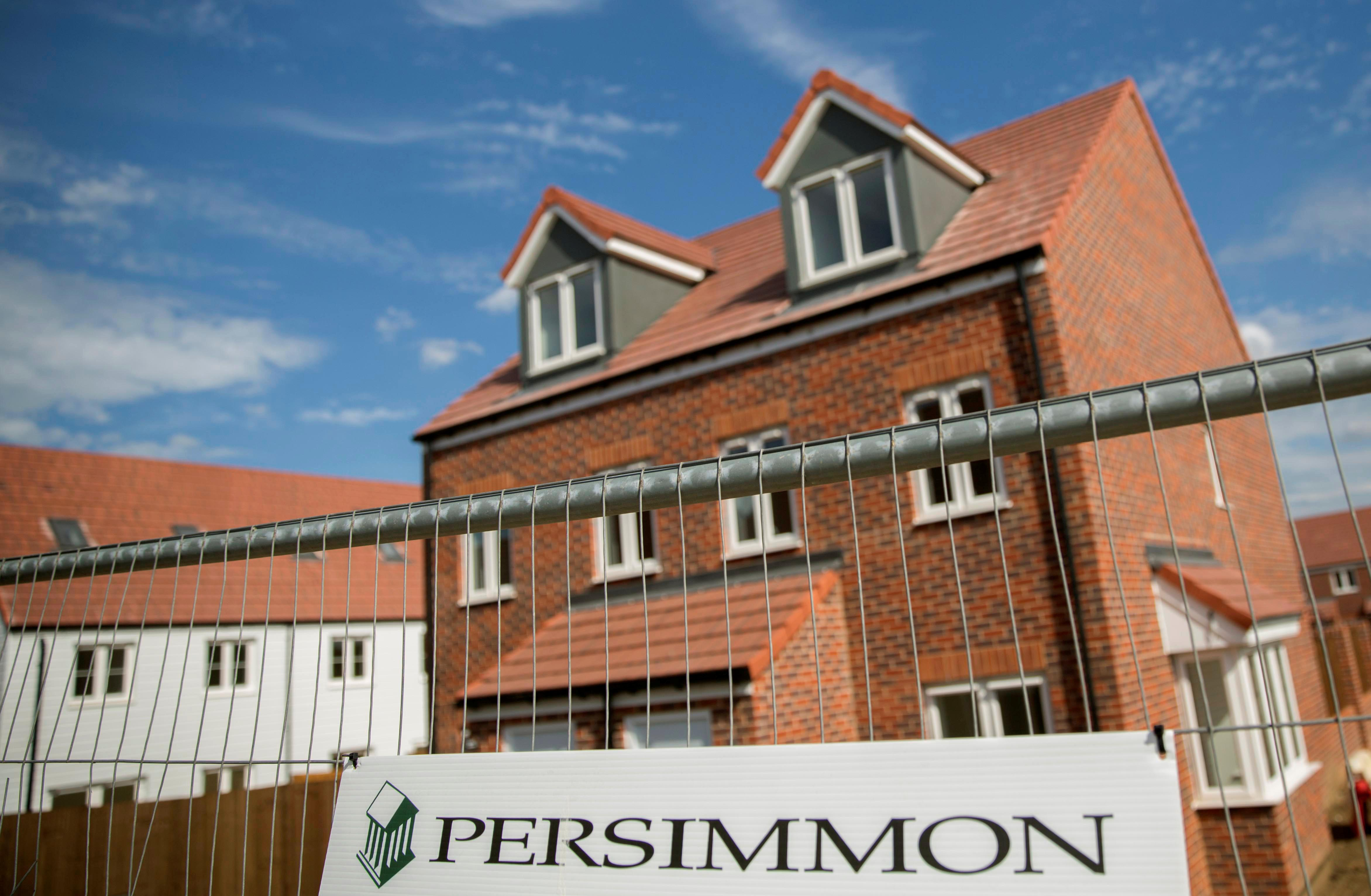 Persimmon profit drops as focus on quality leads to delivery delays