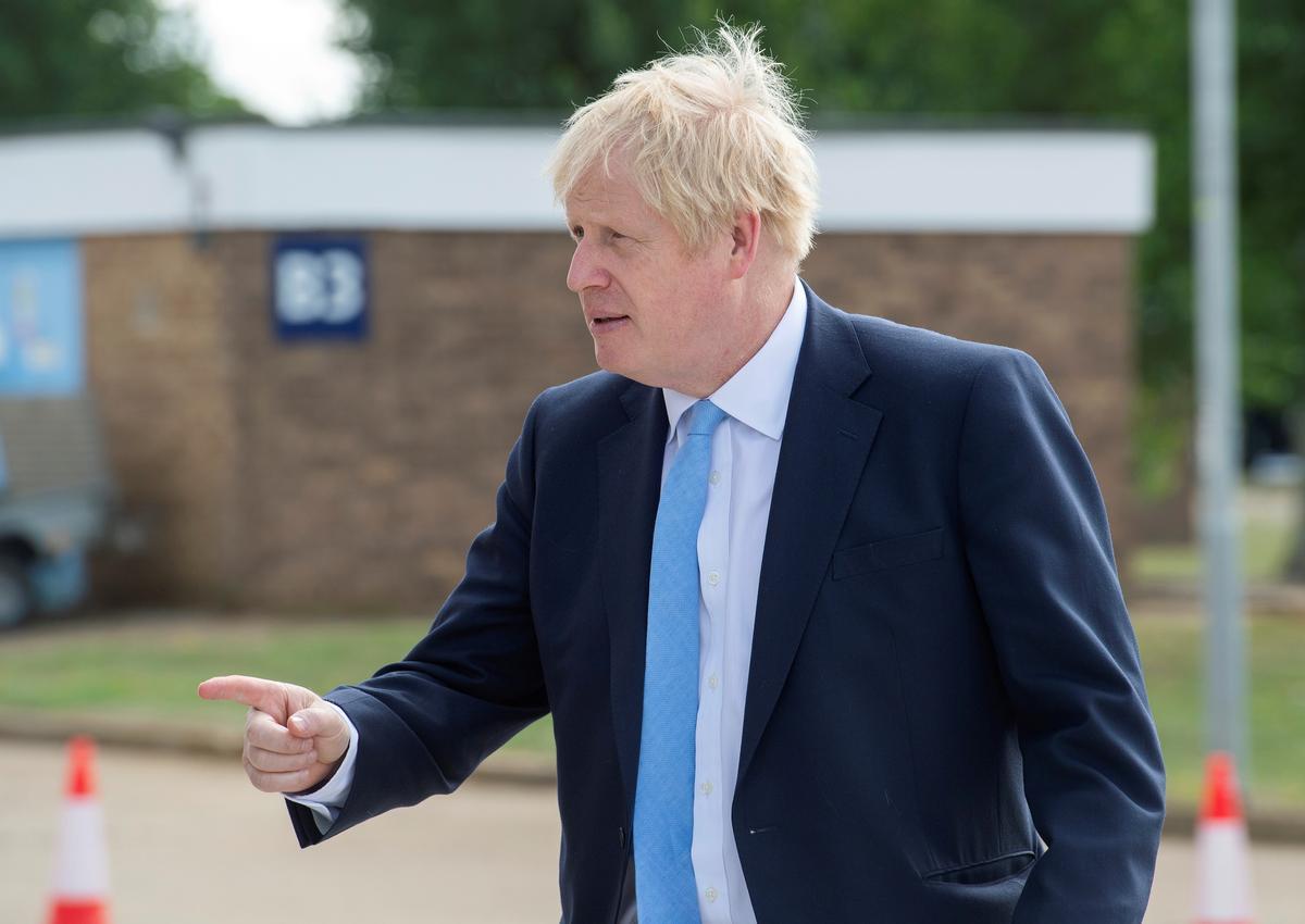 EU weerlê die Britse premier Johnson se Brexit-gambit