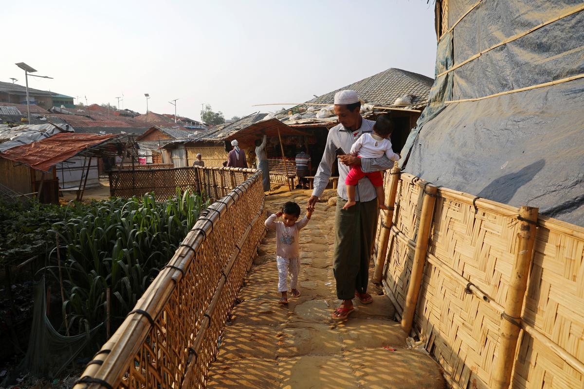 VN-agentskap, Bangladesh, begin met die opname van Rohingya oor terugkeer na Mianmar