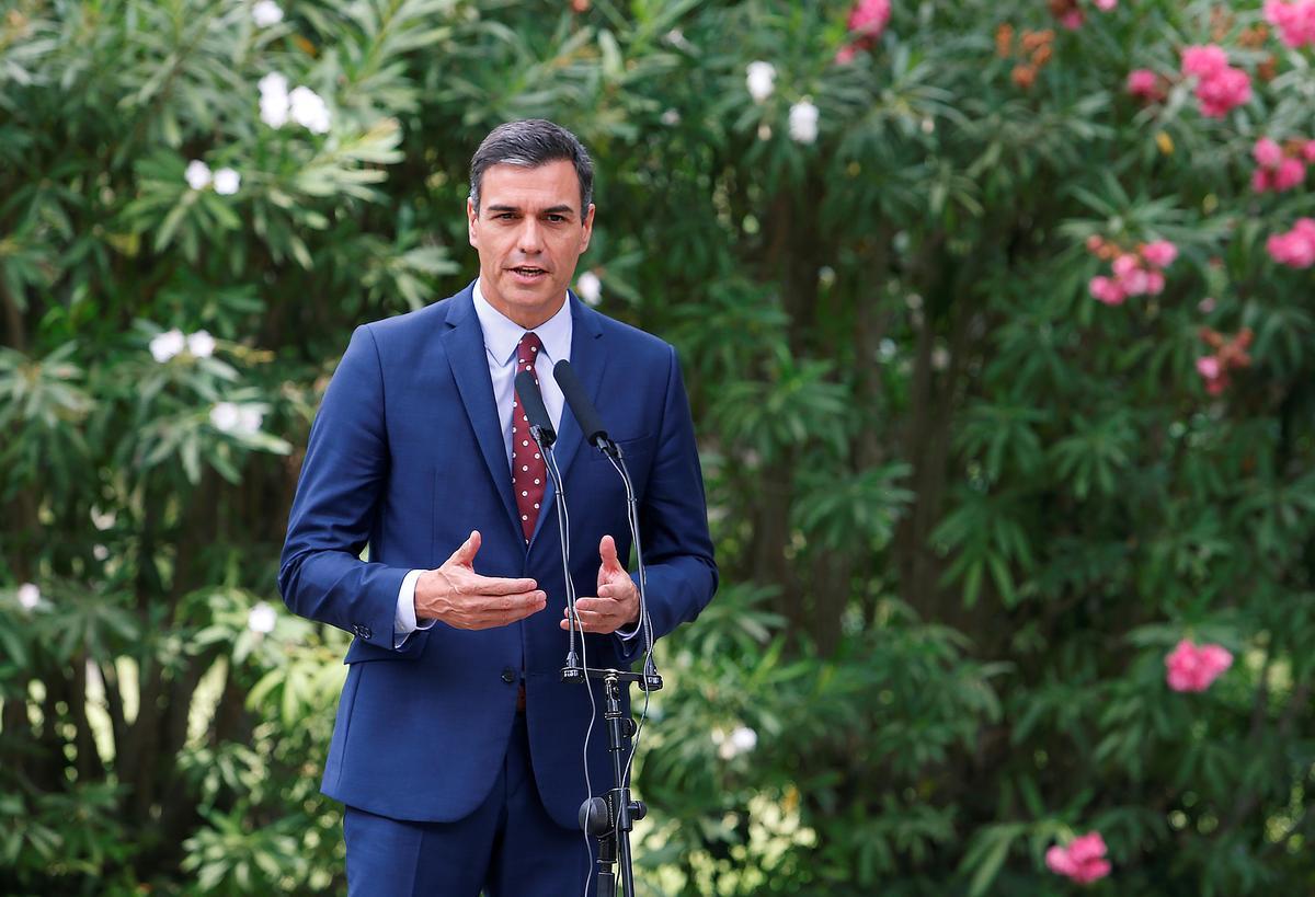 Spanje se sosialiste verwerp weer die linkse koalisie-aanbod