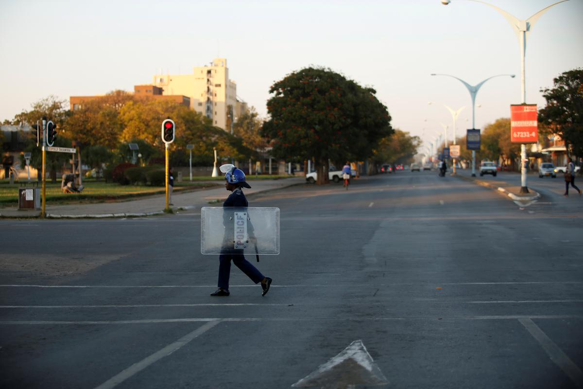 Opposisie in Zimbabwe teen die hersiening van strategie in die lig van 'politieke verswakking'